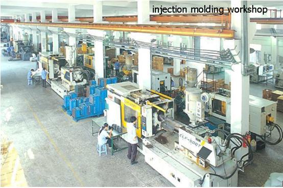 RFID Wristband Injection Molding