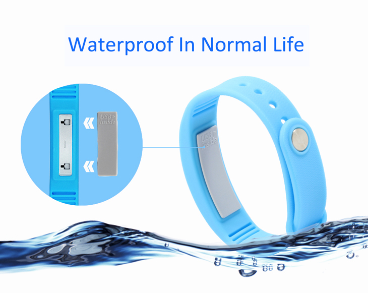 RFID Waterproof Bracelet