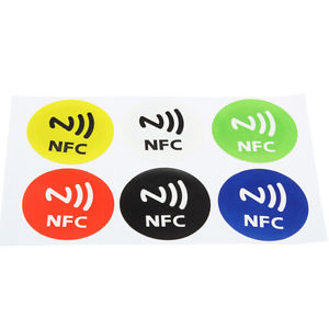 Ntag215 nfc tag sticker