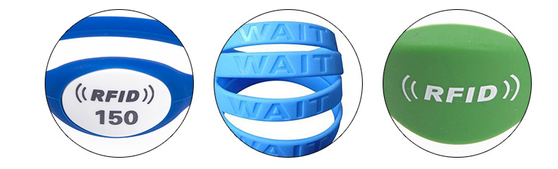 Custom LOGO Wristband