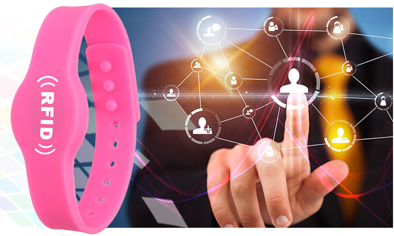 RFID Adjustable Wristband Application