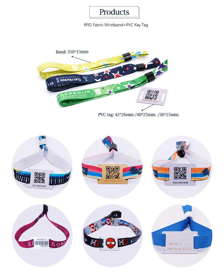 Event Nfc Wristbands