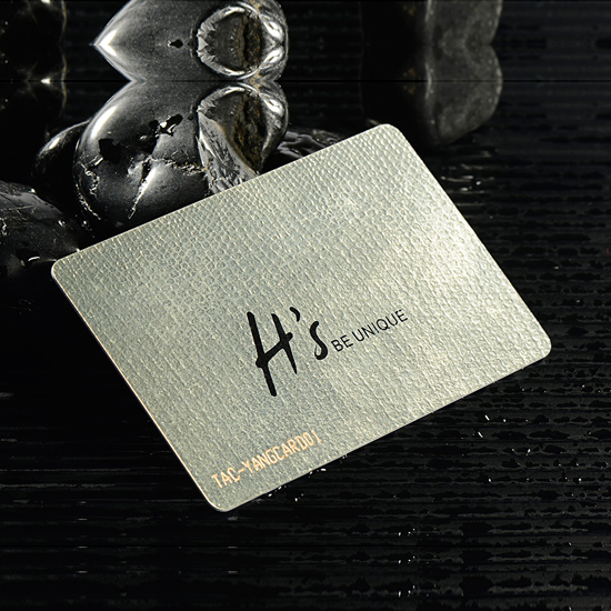 Luxury Diamond Membership Card