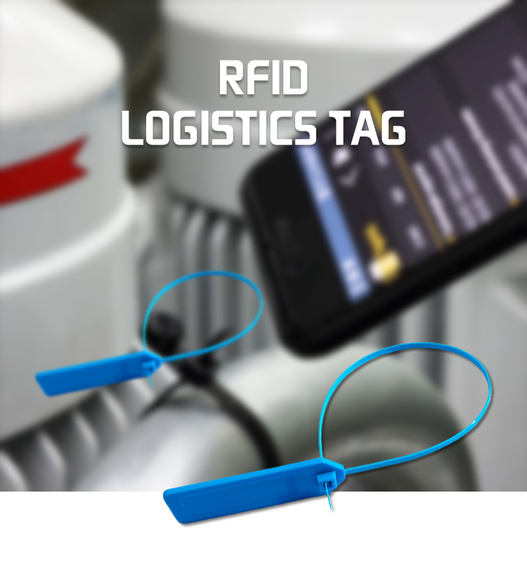 China wholesale high quality RFID Security Cable Seal Tag
