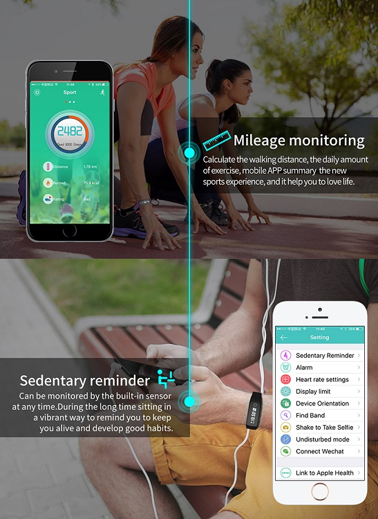Rfid Healthy Watch