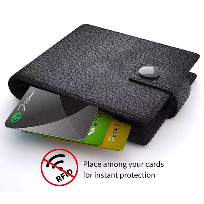 Wallet Blocking card