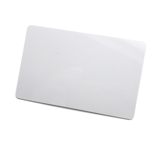 13.56MHZ PVC Blank Card With M1 Chip