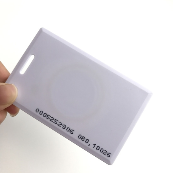 Colorful ABS Material RFID Card
