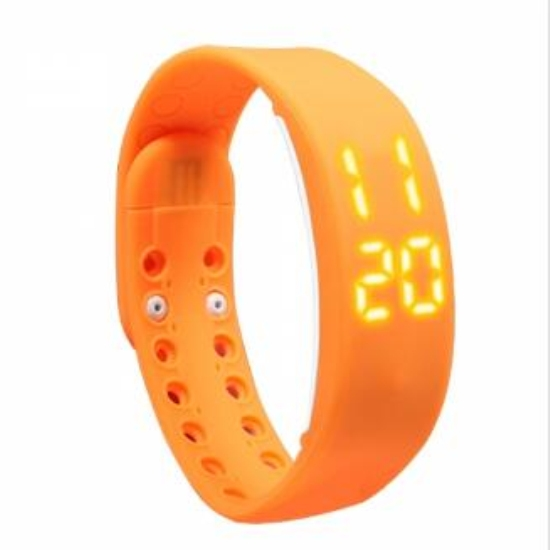 Pulsera inteligente RFID impermeable LED Sport
