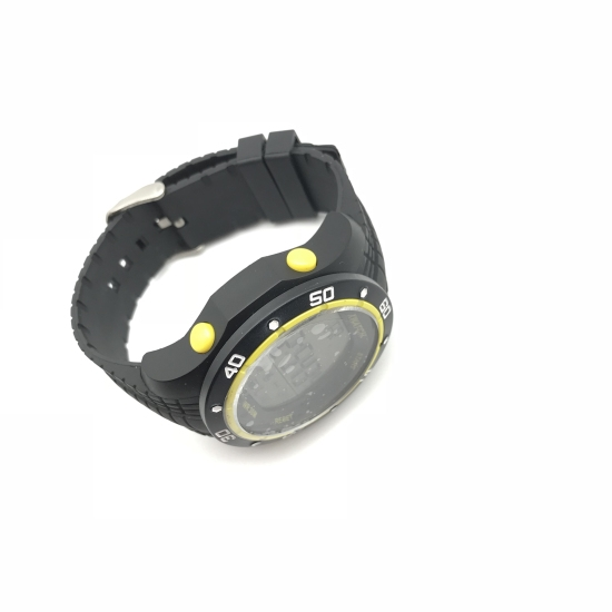 RFID body temperature monitor watch