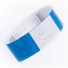 Customized RFID Tyvek wristbands