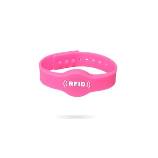 RFID Silicon Wristbands