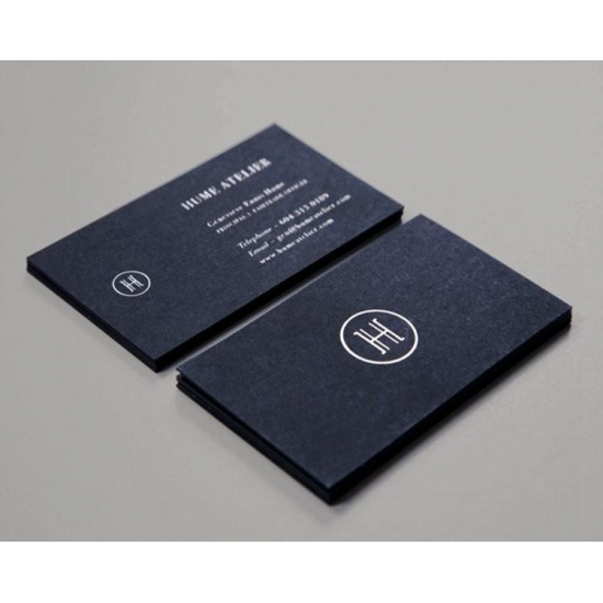 Silver Foil Member Card Wholesale