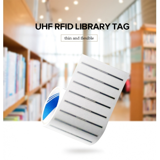 Rfid Tag For library