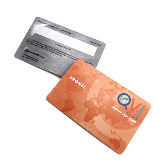 Supermarket Membership Card