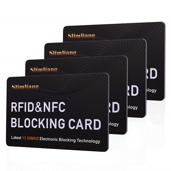 Customized RFID Blocking Card
