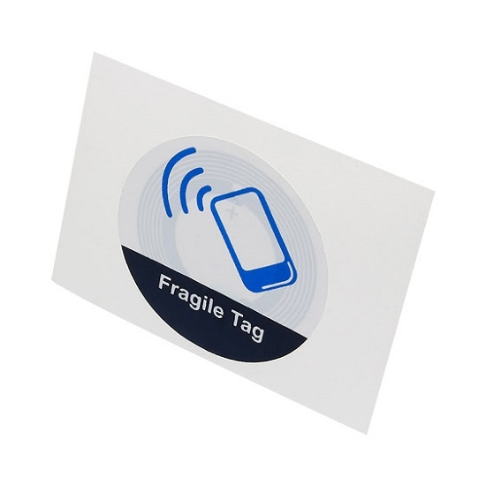 Rfid fragile tag